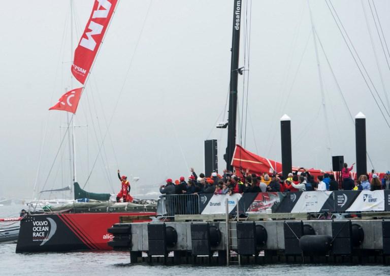 SAILING - US - VOLVO - LEG9 - Yachting