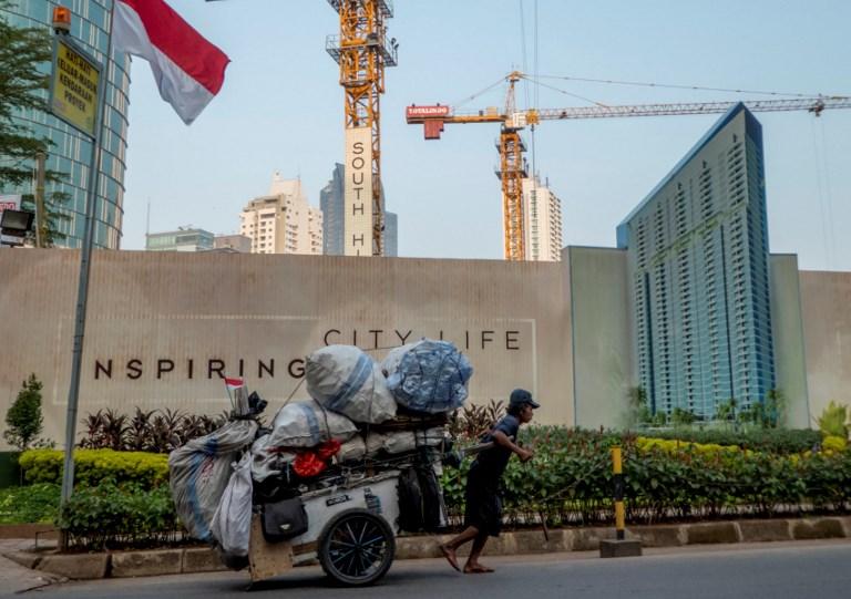 INDONESIA - ECONOMY