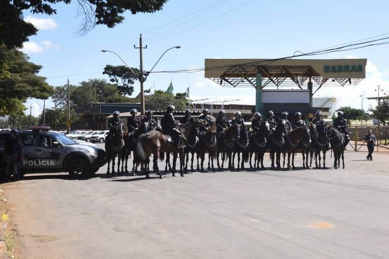 Manifestation against fuel values