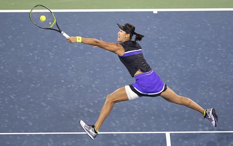 (SP)CHINA-WUHAN-WTA-TENNIS-WUHAN OPEN (CN)